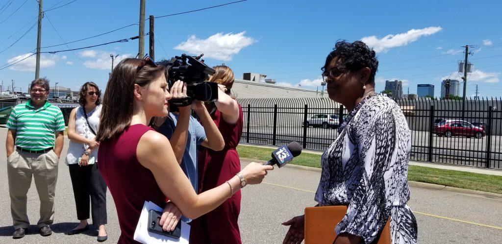 Pastoral Press Conference Makes Huge Media Splash! - All